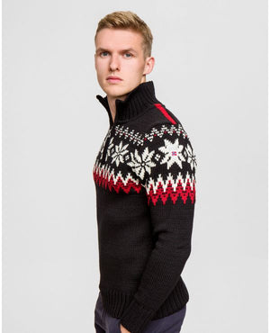 Dale of Norway - Myking Men's Sweater - Black