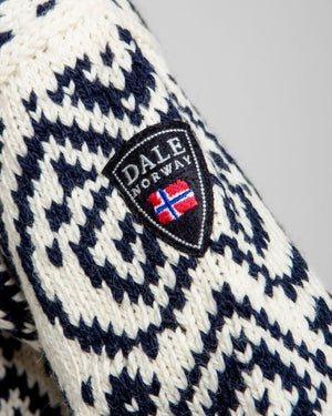 Dale of Norway - Falun Women's Sweater - Navy