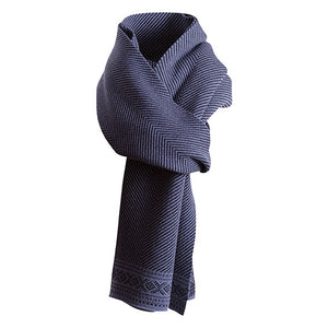 Dale of Norway - Harald Scarf - Navy