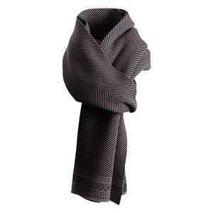 Dale of Norway - Harald Scarf - Black