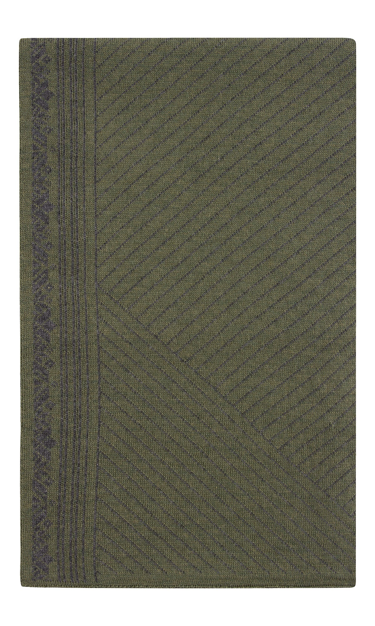 Dale of Norway - Andre Scarf - Dark Green