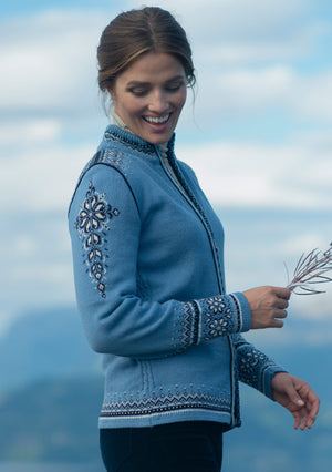 Dale of Norway - 140th Anniversary Sweater - Blue
