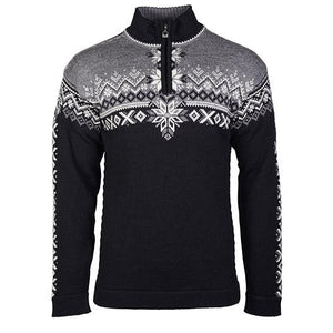Dale of Norway - 140th Anniversary Men's Sweater - Black.