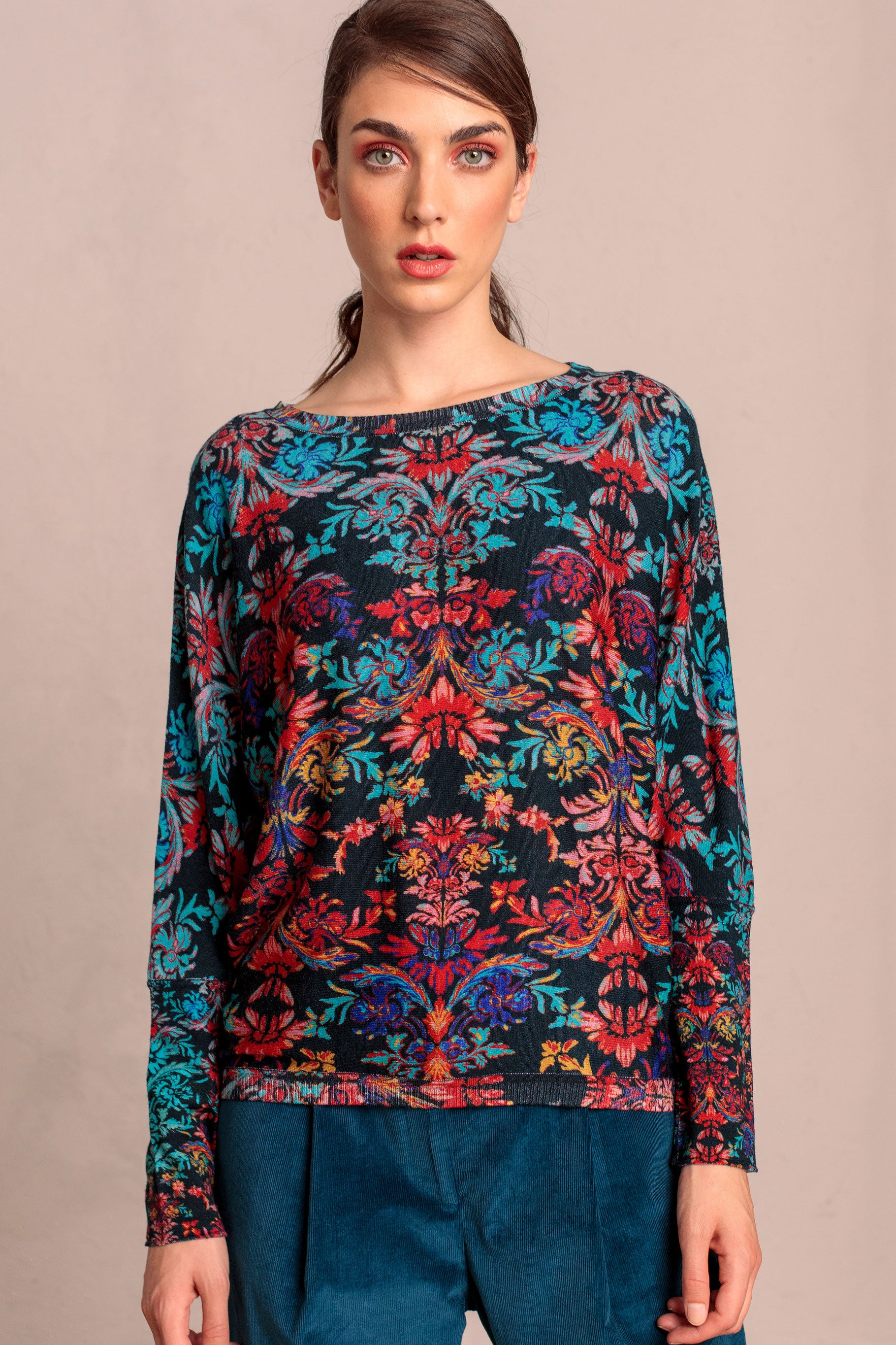 Ivko - Printed Pullover