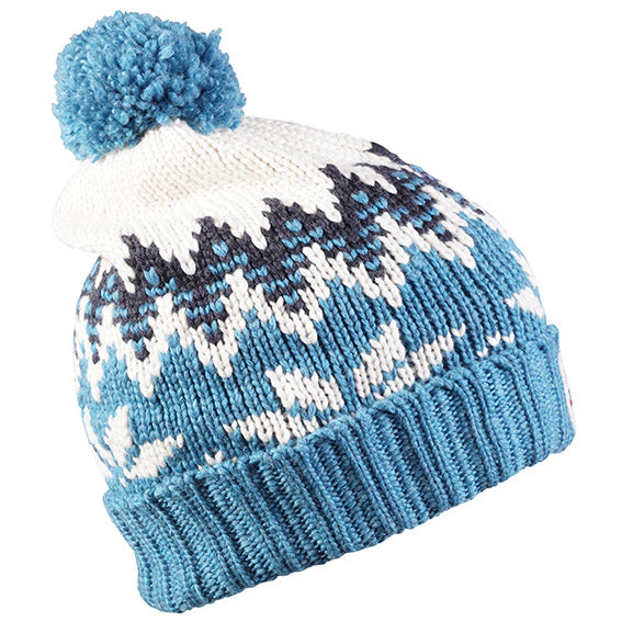 Dale of Norway - Myking Unisex Hat - Turquoise