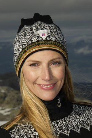 Dale of Norway - Lillehammer Long Hat - Black