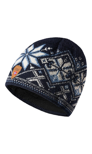 Dale of Norway - Geirange Unisex Hat - Navy