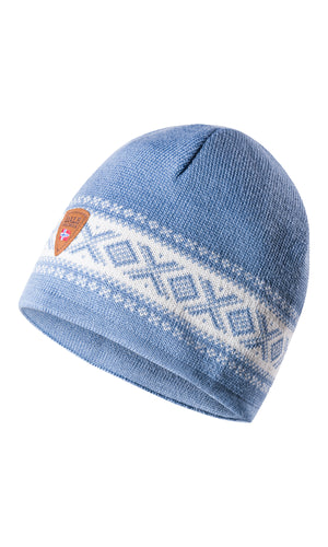 Dale of Norway - Cortina Merino Hat -  Shadow Blue