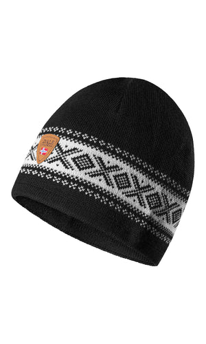Dale of Norway - Cortina Merino Hat -  Black