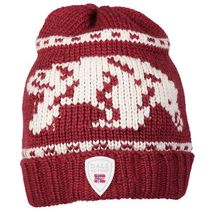 Dale of Norway -Isborn Hat - Ruby