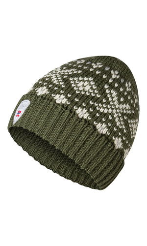 Dale of Norway - Snohetta Unisex Hat - Green