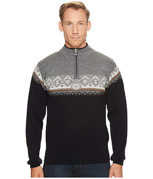 Dale of Norway - Moritz Men's Sweater - Orange Peel