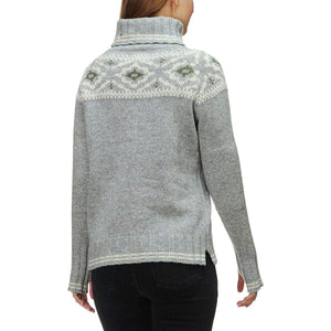 Devold - Ona Sweater - Grey