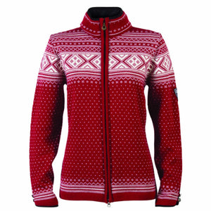Dale of Norway - Valle Women's Jkt - Red