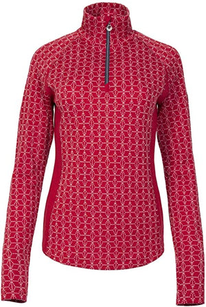 Dale of Norway - Stjerne Basic Women's Sweater - Red
