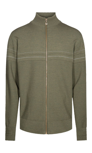 Dale of Norway - Syv Fjell Men's Jacket - Green