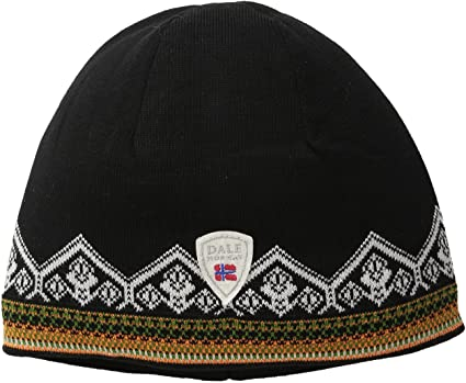 Dale of Norway - Lillehammer Hat - Black