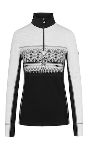 Dale of Norway - Rondane Women's Sweater - Black