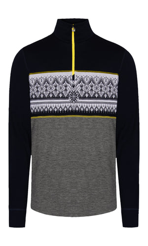 Dale of Norway - Rondane Men's Sweater - Smoke