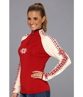 Dale of Norway - Geilo Women's Sweater - Red