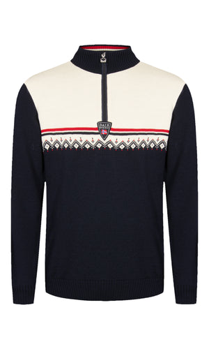 Dale of Norway - Lahti Men's Sweater - Navy