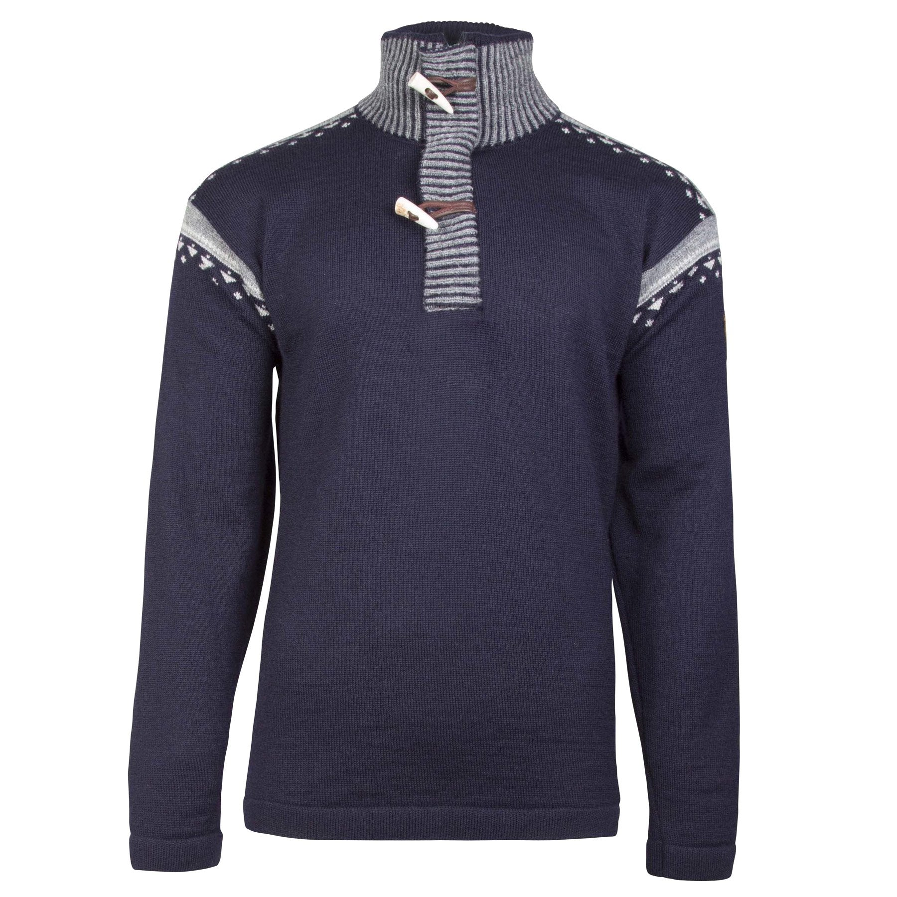 Dale of Norway- Skog Masc Sweater- Navy