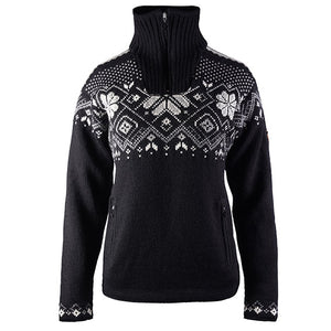 Dale of Norway - Fongen Weatherproof Women's Sweater - Black