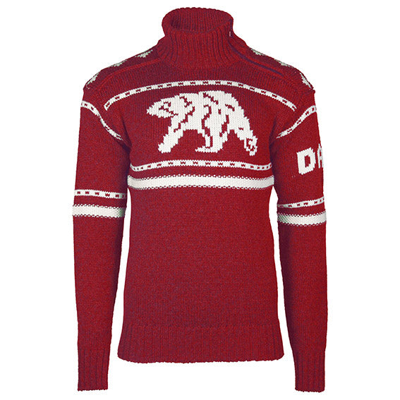 Dale of Norway - Isborn Unisex Sweater - Ruby