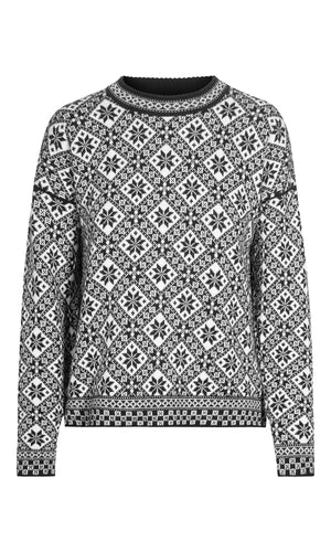 Dale of Norway - Bjoroy Women's Sweater - Black
