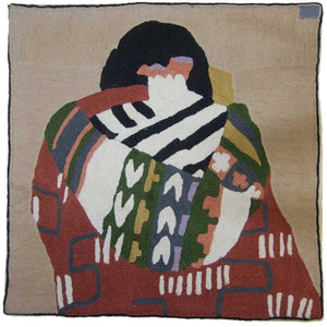 Irene Klar - Old Zuni - Cushion Cover