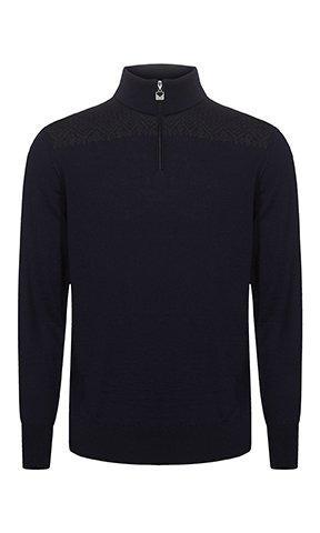 Dale of Norway - Eirik Men's Sweater - Navy
