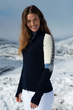 Dale of Norway - Geilo Women's Jacket - Navy