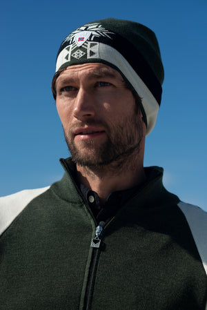 Dale of Norway - Geilolia Unisex Hat - Green