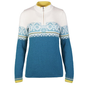 Dale of Norway - Moritz Women's Sweater - Blue