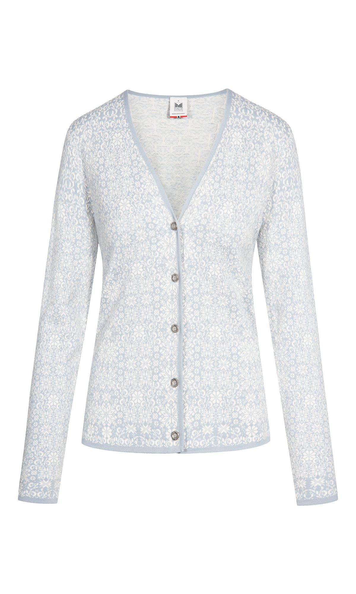 Dale Of Norway - Women's Otelie Jacket - White
