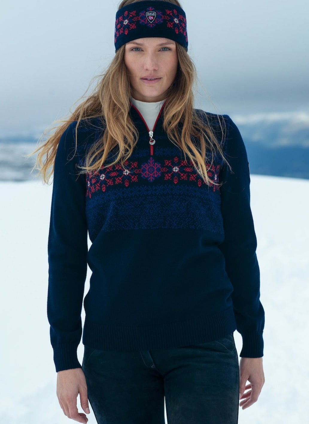 Dale of Norway - Oberstdorf Women's sweater.