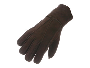Cloud Nine - Sheepskin Gloves - Chocolate - Unisex