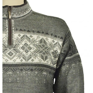 Dale of Norway - Blyfjell Unisex Sweater - Grey