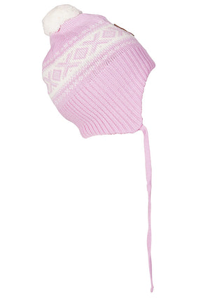 Dale of Norway - Cortina Kids Hat - 2-4 Pink
