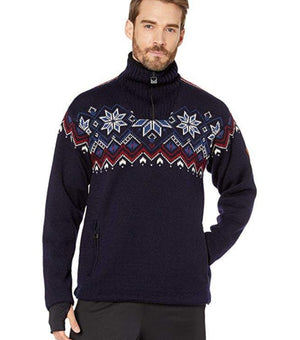 Dale of Norway - Fongen Weatherproof Men's Sweater - Navy