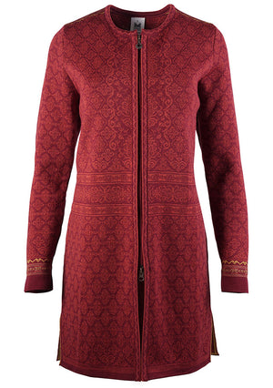 Dale of Norway - Ingeborg Women's Jacket - Red