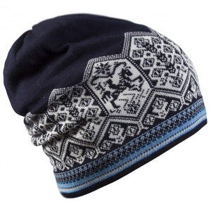 Dale of Norway - Lillehammer Long Hat - Navy