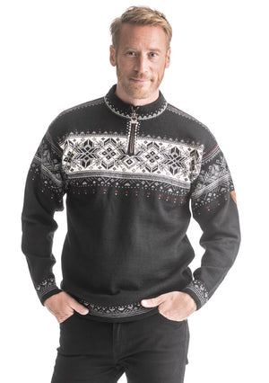 Dale of Norway - Blyfjell Unisex Sweater - Black