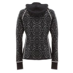 Icelandic Design - Kravitz Hoodie Sweater - Charcoal