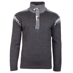 Dale of Norway - Skog Men's Sweater - Charcoal