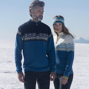 Dale of Norway - Moritz Men's Sweater - Arctic