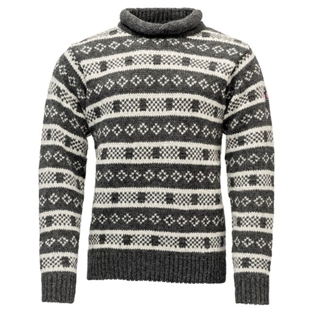 Devold - Alnes Sweater - Grey