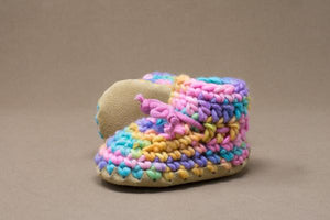 Padraig - Newborn Slippers