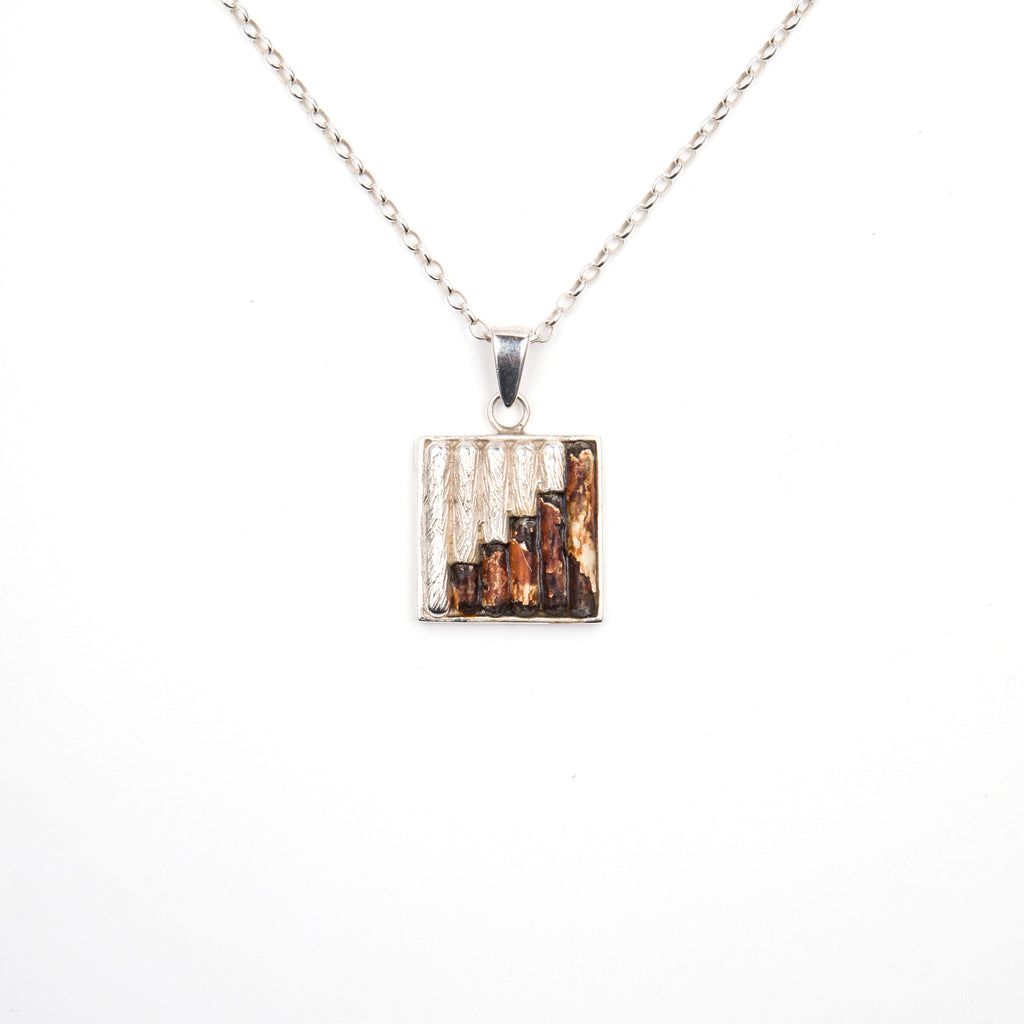 Strength Necklace - larger