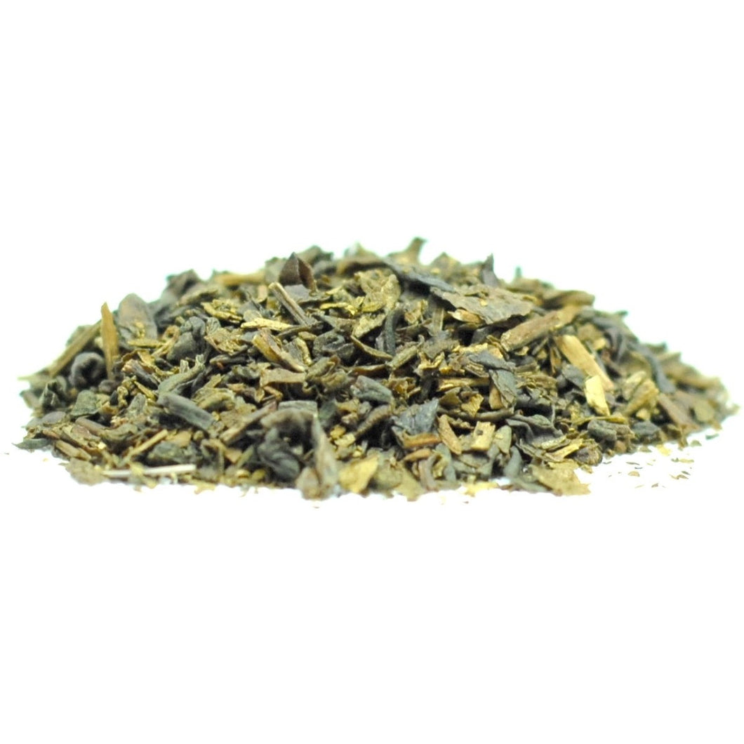 Green Earl Grey - Shineworthy Tea
